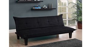 Brand new microfiber futon couch sofa bed for Sale in Cleveland, OH