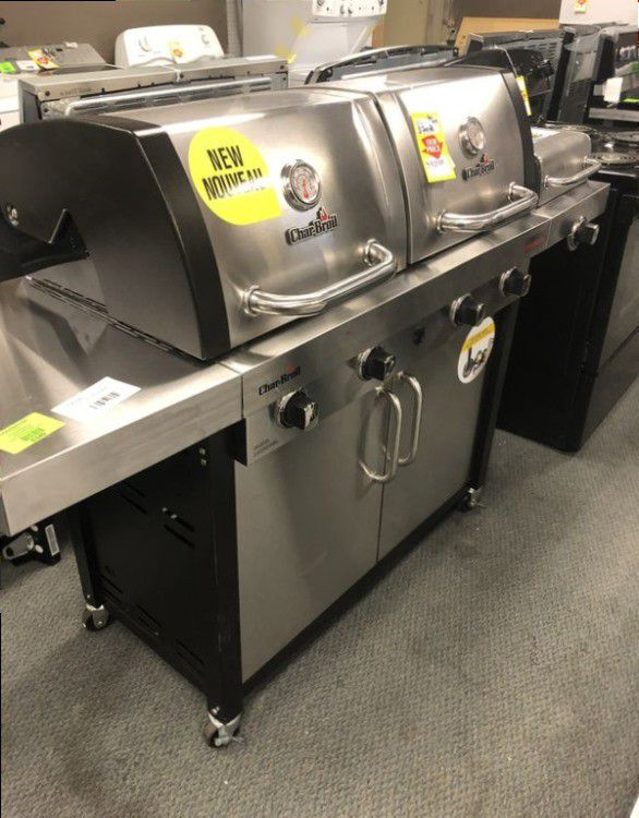 Double Gas Grill 🔥🔥 Appliance Liquidation