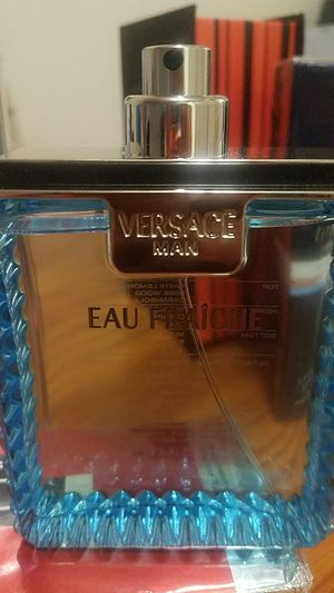 VERSACE for man fraiche for Sale in Silver Spring, MD