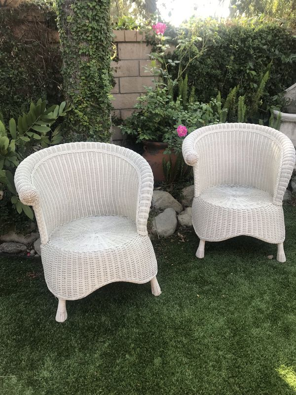 Wicker Chairs For Sale In Alta Loma Ca Offerup