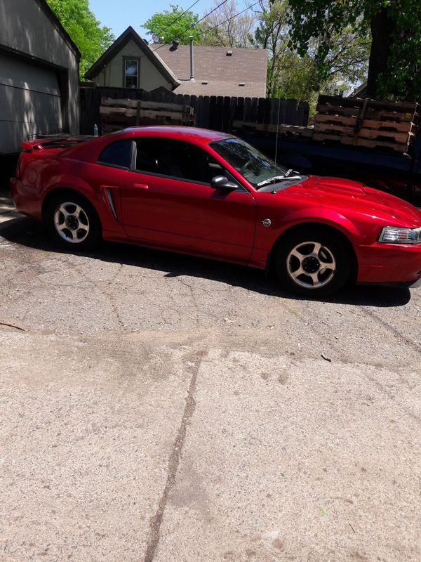2004 Ford Mustang 40th Anniversary Edition Rare 3 9l Ohv V6 Engine 210 Horsepower For Sale In Minneapolis Mn Offerup