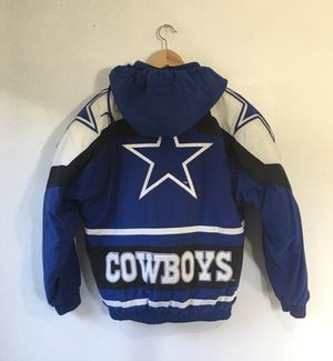 Vintage 90s Dallas Cowboys Throwback Apex Jacket Size Small for Sale in  Westminster 95c97251ef51c