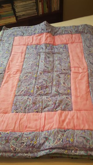 35X45 Baby Crib Quilt for Sale in Norfolk, VA
