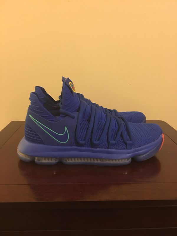 964fbb7743cf Nike Kd 10 city edition size 9.5 for Sale in Clayton