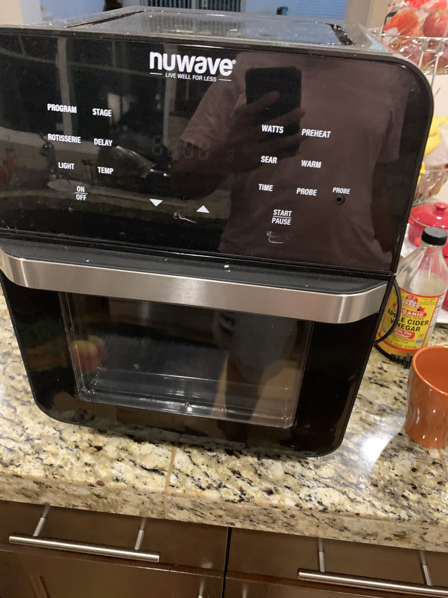 Nuwave Air Fryer - New not used even once