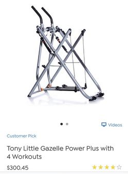 Gazelle power plus Thumbnail