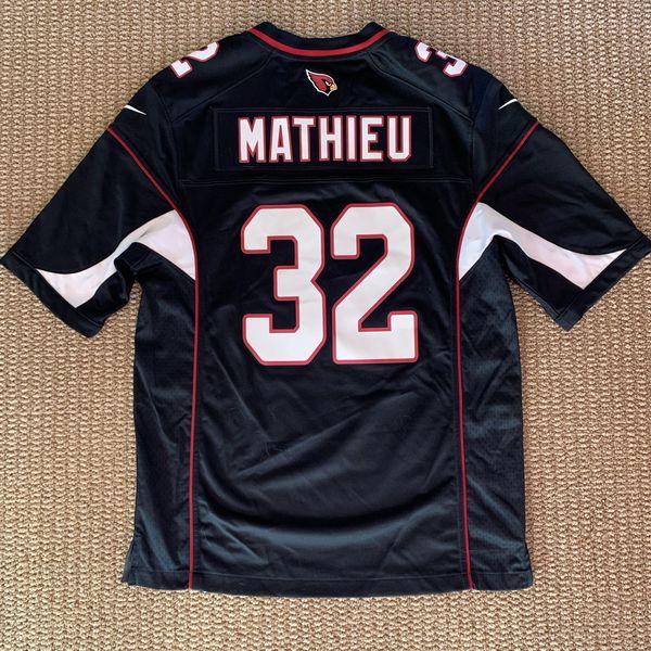 best cheap fc992 aa247 Arizona Cardinals Tyrann Mathieu 32 Nike Official NFL Jersey in size Men's  Medium M for Sale in Phoenix, AZ - OfferUp