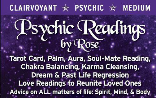 Psychic readings by Rose for Sale in Macon, GA - OfferUp