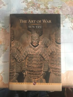 The Art of War by Sun Tzu for Sale in US