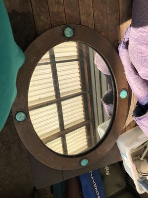 Antique copper mirror for Sale in Lake Oswego, OR