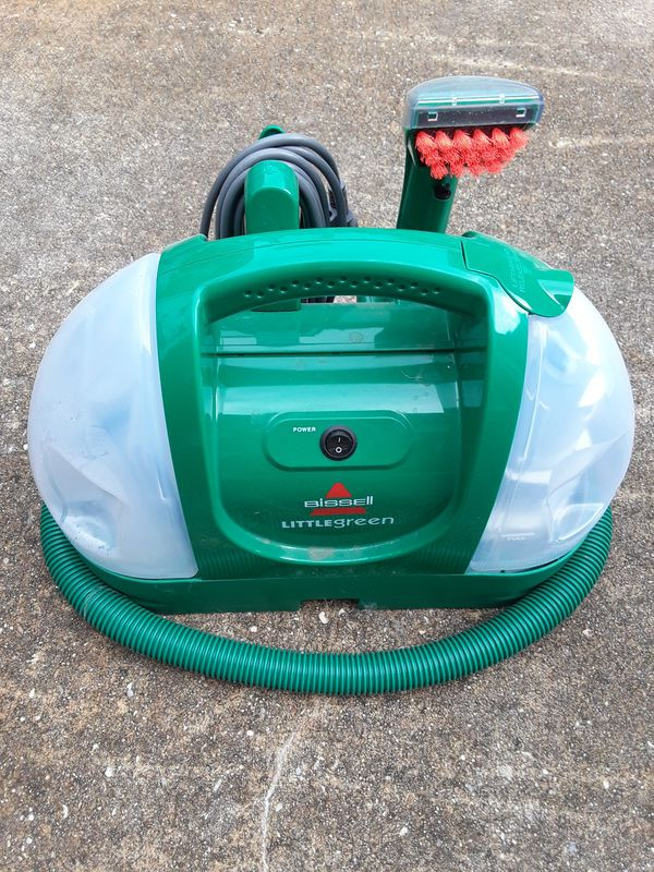 Bissell Little Green Portable Carpet Cleaner For Sale In