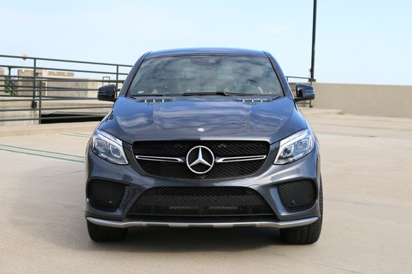 2016 Mercedes Benz Gle 450 Amg Coupe 4matic