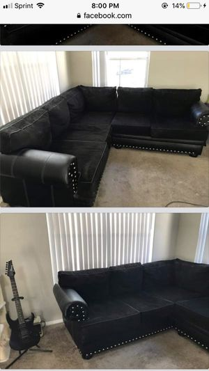 Miraculous New And Used Black Couch For Sale In Las Vegas Nv Offerup Creativecarmelina Interior Chair Design Creativecarmelinacom