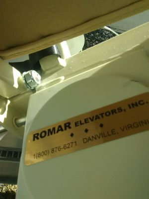 Chair lift for stairs for Sale in Lynchburg, VA