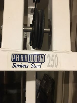 Parabody 250 home gym [GOOD CONDITION] for Sale in Oxford, MA