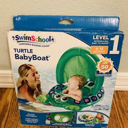 Baby Swimming Turtle Float   Thumbnail