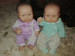 Berenguer set of 2 baby dolls for Sale in Walkersville, MD