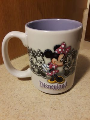 Minnie mouse coffee cup for Sale in Commerce City, CO