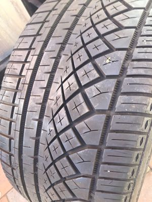 265 30 19 continental xtreme one tire for Sale in Manassas, VA