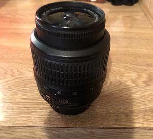 Nikon 18-55mm for Sale in Farmville, VA