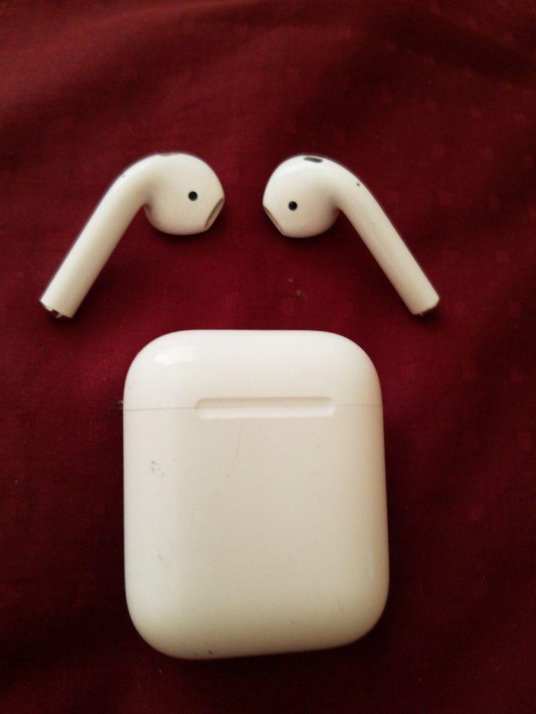 Apple Earpods  Pearl White