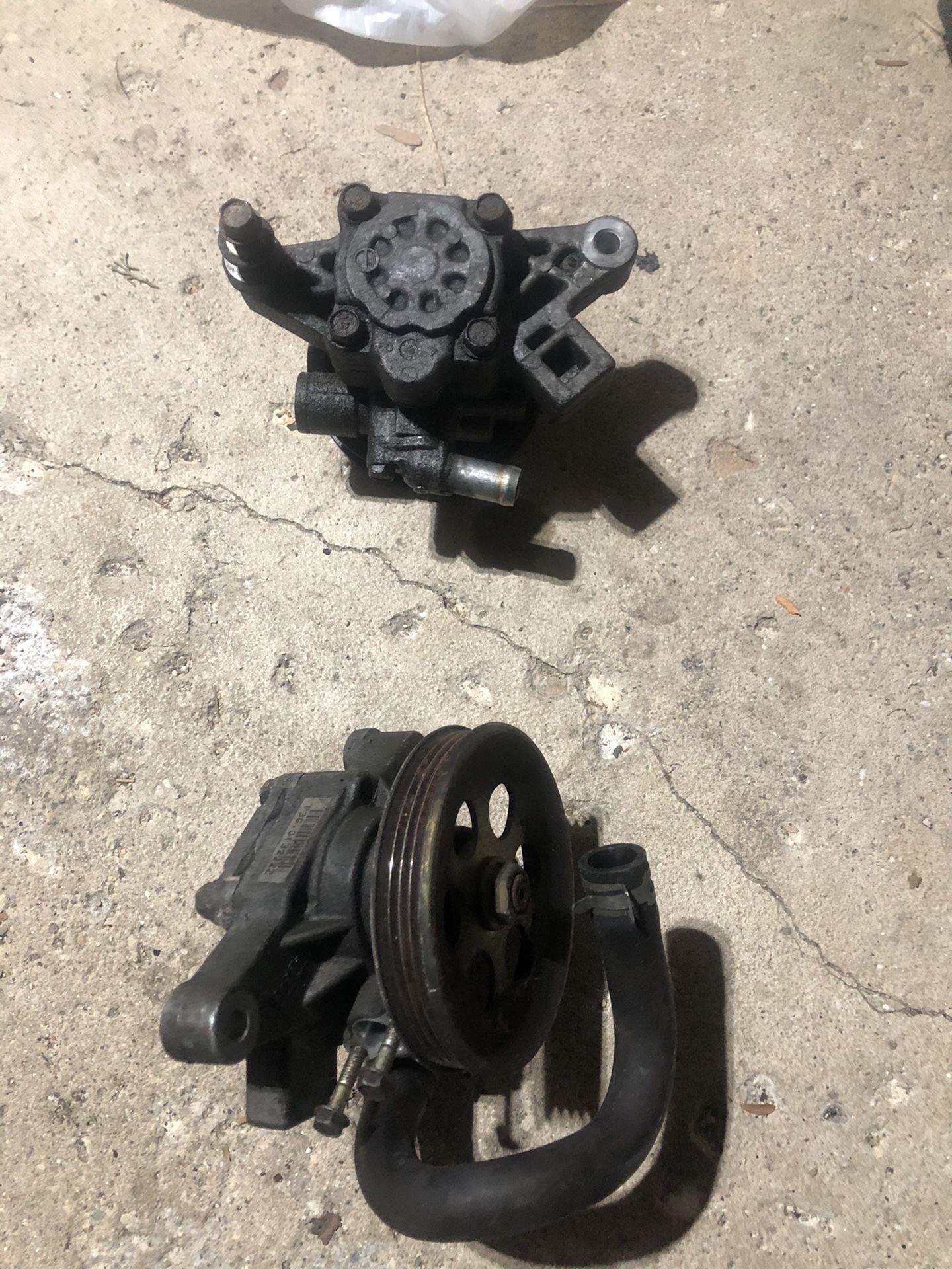 B Series Power Steering Pumps