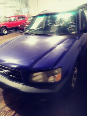04 Subaru Forester 10WR for Sale in Washington, DC