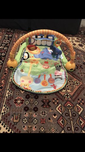 tummy time mat for Sale in Leesburg, VA