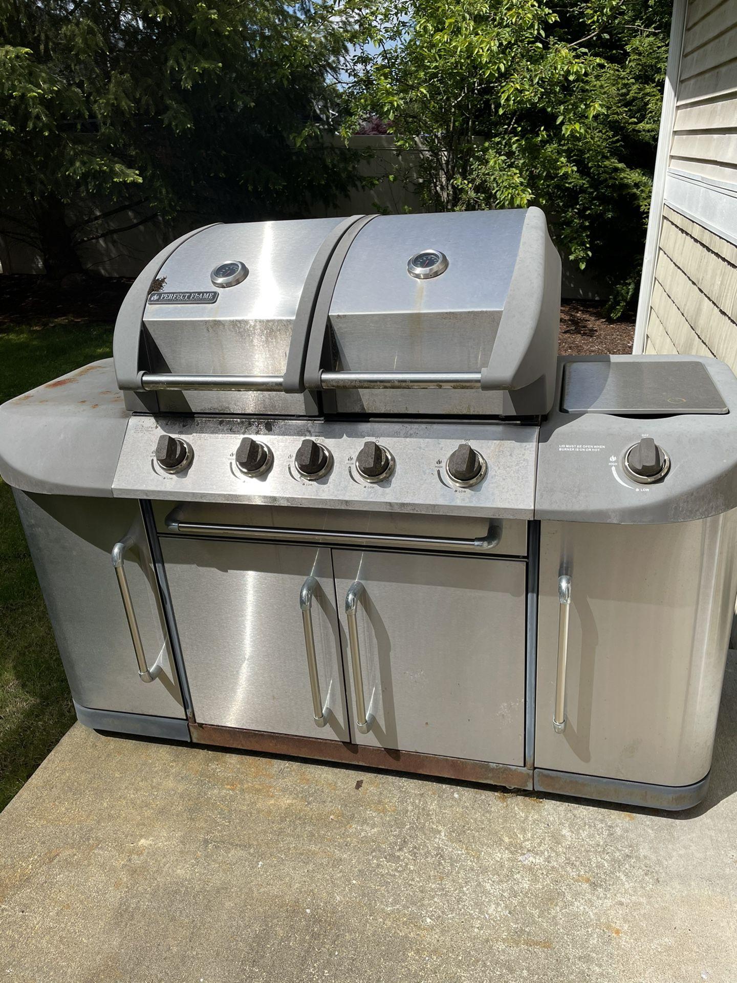 Free Barbecue Grill