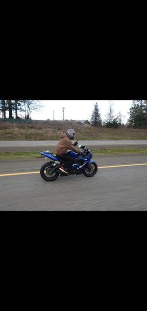 Photo 2007 Yamaha r6