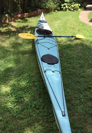 Nigel Dennis design Romany Explorer Sea Kayak for Sale in Silver Spring, MD