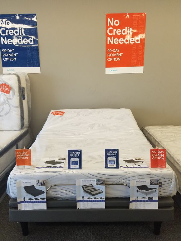 Adjule Bed Baseattresses Made By Serta Available For In Memphis Tn Offerup