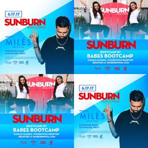 Sunburn pool party at the HARDROCK HOTEL for Sale in San Diego, CA
