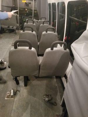 Shuttle Bus Seats for Sale in Lincolnia, VA