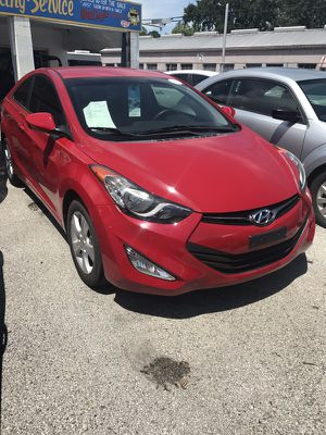 **LOWEST PRICE AROUND** 2013 HYUNDAI ELANTRA GS for Sale in Tampa, FL