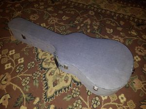 Vintage Denim Acoustuc Guitar Case for Sale in Orlando, FL