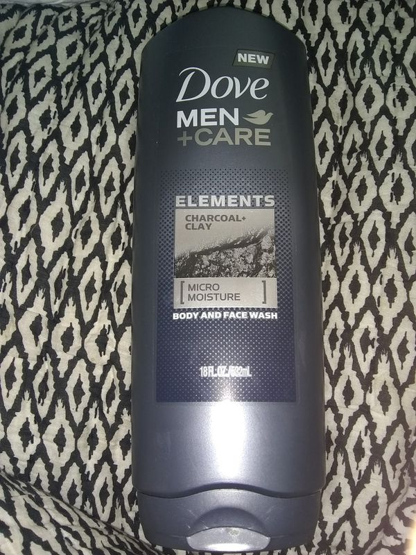New Dove Men Care Elements Charcoal Clay Face And Body Wash 18 Fl Oz Bottle For Sale In Puyallup Wa Offerup