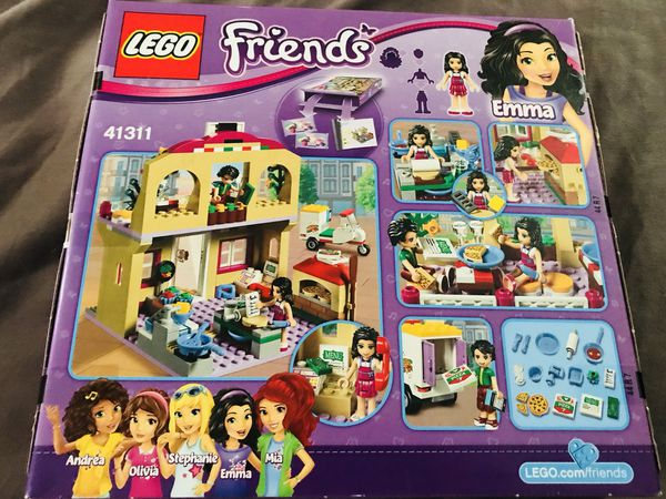 Lego Lego Friends Heartlake Pizzeria 41311 For Sale In Chesapeake