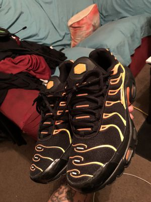 Air max plus size 8.5 for Sale in Fort Washington, MD