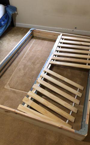 Queen Ikea mattress holder - FREE for Sale in Hyattsville, MD