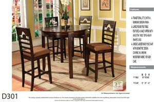 Nice multipurpose table and chairs for Sale in Chicago, IL