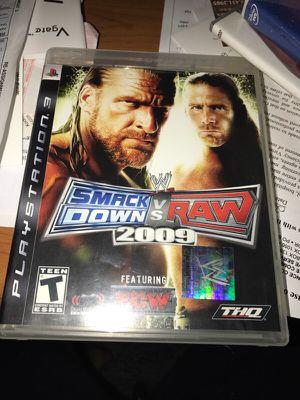 smack down vs. raw for Sale in Leesburg, VA