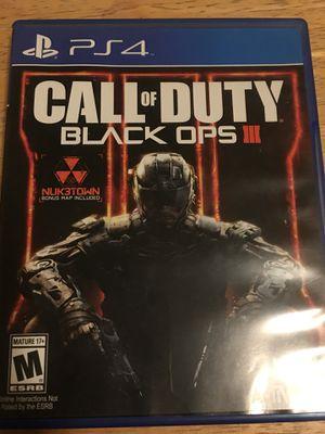 Black ops 3 for Sale in Alexandria, VA
