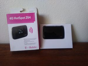 High-Speed 4G Mobile HotSpot - Internet For Up To 8 Devices for Sale in Colorado Springs, CO