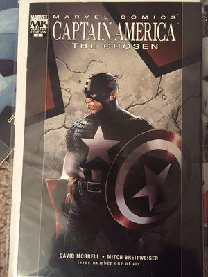 Captain America: The Chosen 1-6 for Sale in Fairfax, VA