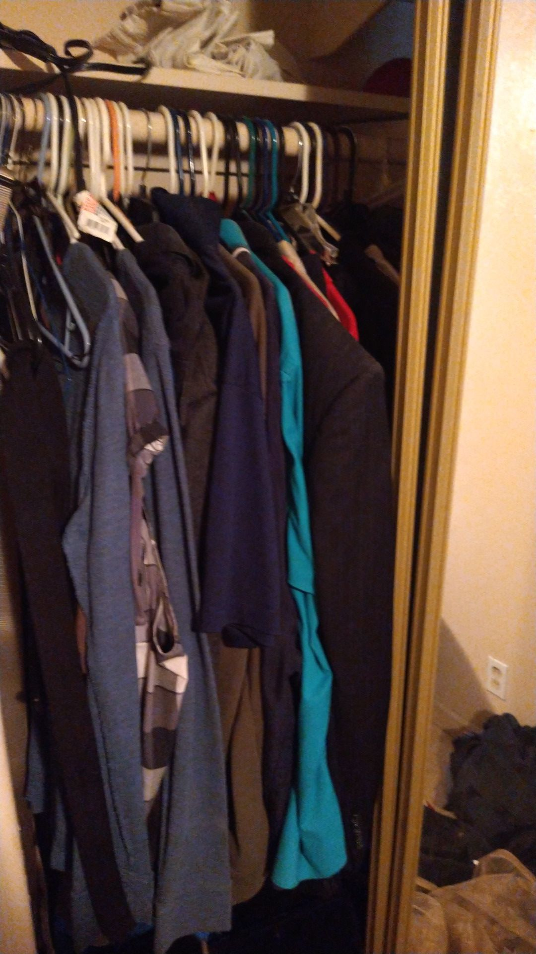 Variety of clothes
