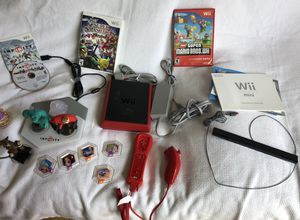 Wii mini with everything included for Sale in Ashburn, VA