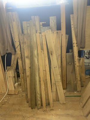 Photo Crafting Nail-free. Pallet Wood Boards