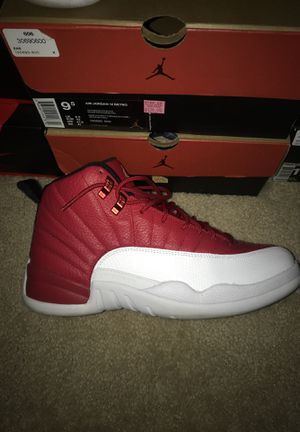newest d6d25 ec768 ... order air jordan retro 12 gym red for sale in tallahassee fl 98bc6 55a79