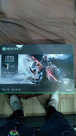Xbox one x Thumbnail